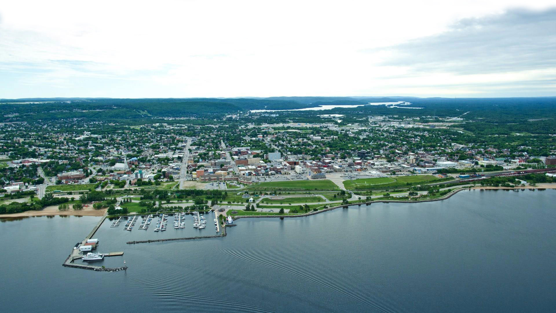 Beautiful City of North Bay, Ontario